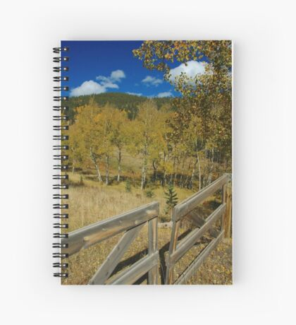 Gateway to the High Country Spiral Notebook