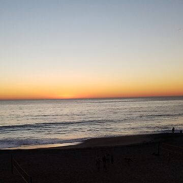 SUNSET IN CARLSBAD 2 by Tammera