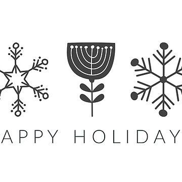 Happy Holidays by nyah14