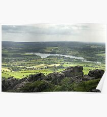 The Roaches: The Peak District Poster