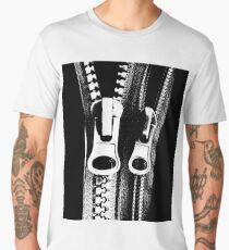 ZIP IT UP Men's Premium T-Shirt