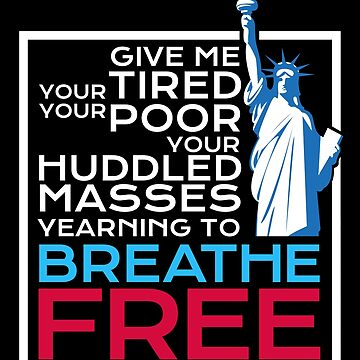 Abolish ICE Dreamer DACA Immigrant Statue of Liberty Pro Immigration Gifts by everydayjane
