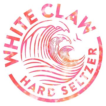 White Claw Watercolor Tapestry by livpaigedesigns
