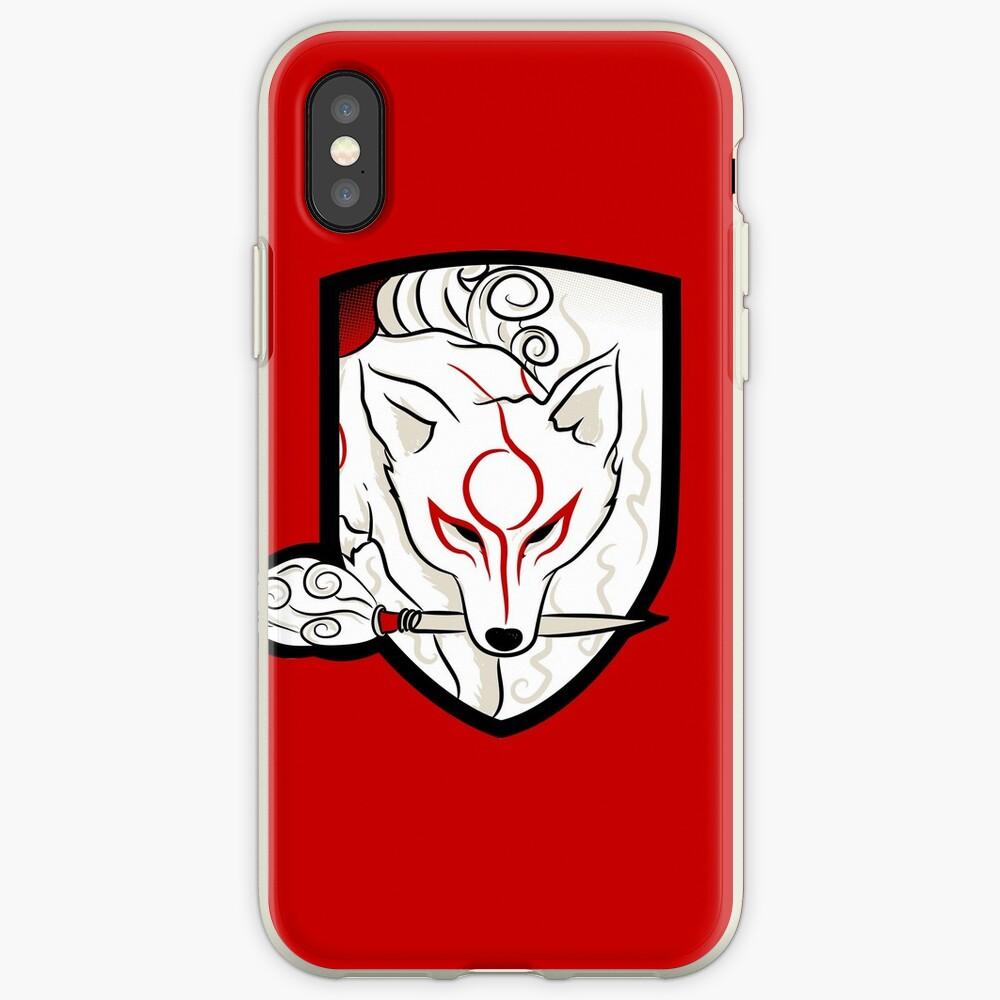 God Hound / Okami iPhone Case & Cover