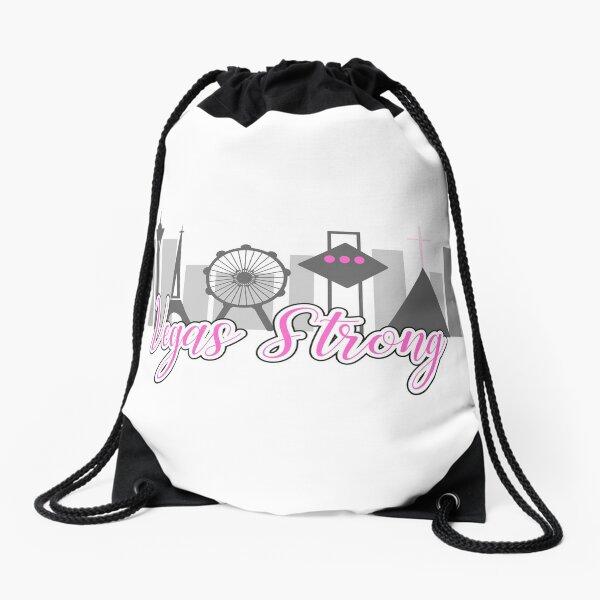 Vegas Strong!  Drawstring Bag
