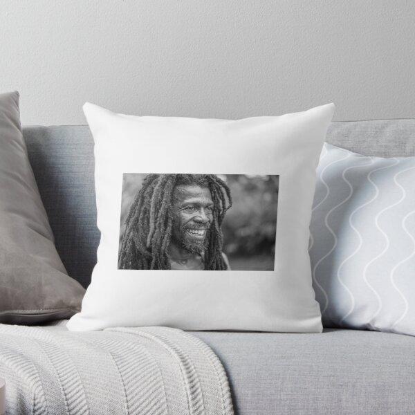 Yes Rasta! Throw Pillow