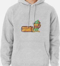 Woodsy Owl Pullover Hoodie