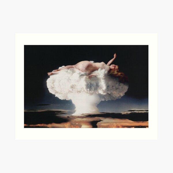 Atomic Slumber Art Print