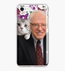 Subtle Bernie Sanders Print iPhone Case/Skin