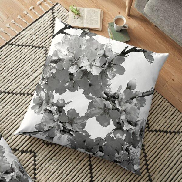Sakura Blossom Floor Pillow