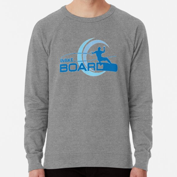 Wakeboarding Sea Born To Wakeboard Wake Board Boarder Hoodie // Hoody