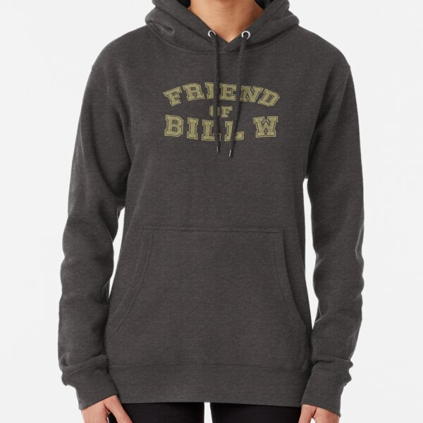 Friend of Bill W Recovery, Clean and Sober, Big Book, AA quotes, and Sober AF Sobriety Sayings  Pullover Hoodie