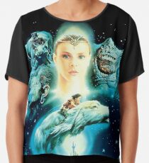 The Neverending Story Chiffon Top