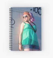 fashion 2 Spiral Notebook