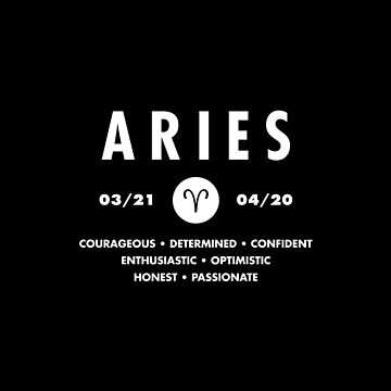 Aries - Zodiac by khaosid
