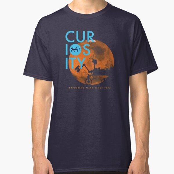 CURIOSITY Classic T-Shirt