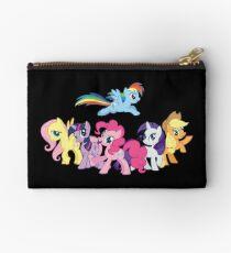 The Ponies Zipper Pouch