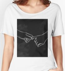 Holding Hands Women's Relaxed Fit T-Shirt