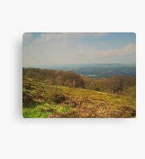 From Otley Chevin 2 Canvas Print
