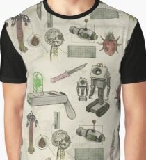 Rick and Morty - Vintage Gadgets #1 Graphic T-Shirt