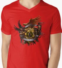 Imperial Fists Heraldry Men's V-Neck T-Shirt