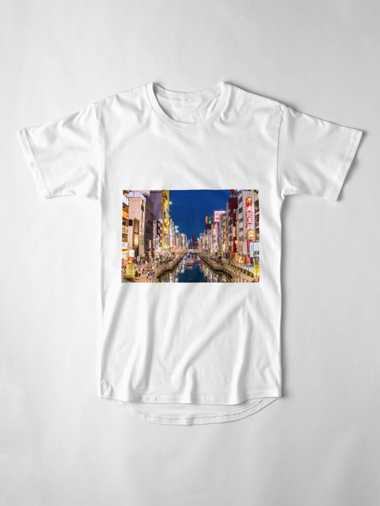 Alternate view of Dotonbori Long T-Shirt
