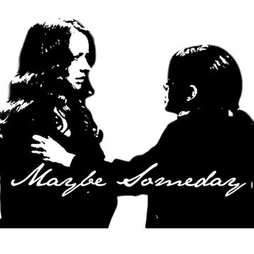Root x Shaw (Maybe Someday) by queenofallswans
