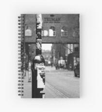 SUBLIMINAL II Spiral Notebook