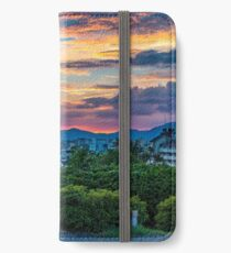 After storm sunset iPhone Wallet/Case/Skin
