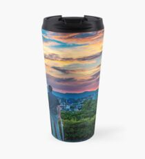 After storm sunset Travel Mug