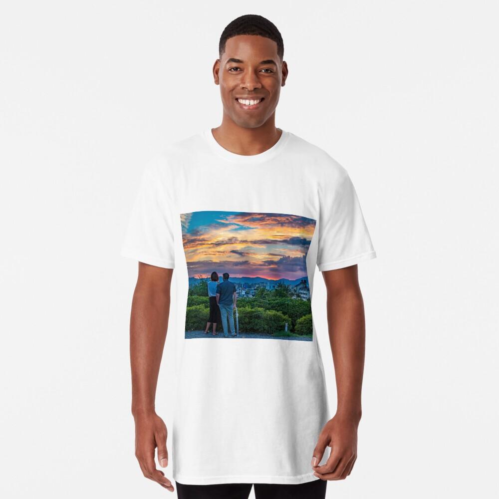 After storm sunset Long T-Shirt