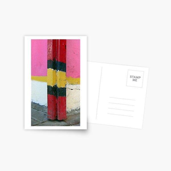 Letter I Postcard