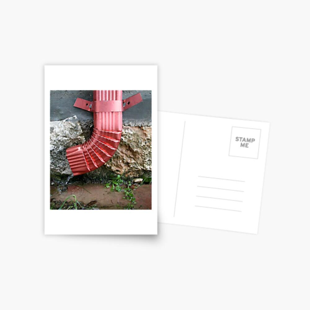 Letter J Postcard