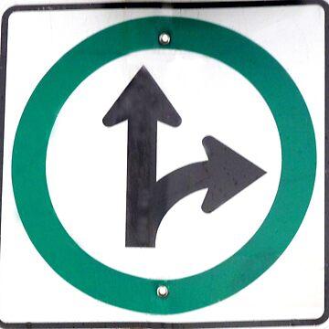 Right turn by martinb1962