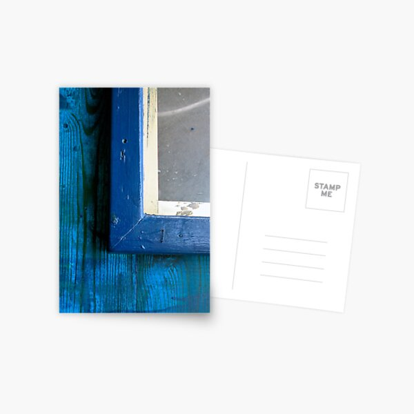 Letter L Postcard