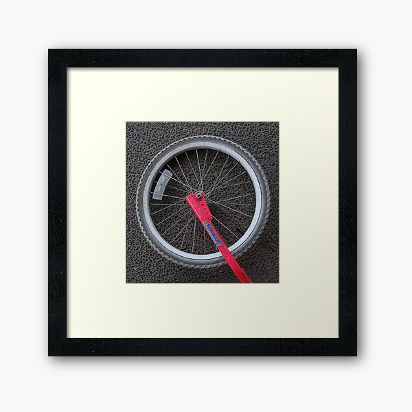 Letter Q Framed Art Print