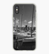 Yacht Masts iPhone Case