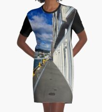 Clyde Quay Wharf T-Shirt Kleid