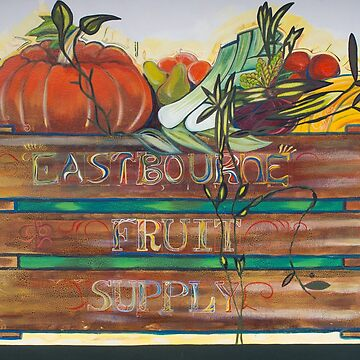 Eastbourne Fruit Supply by urbanfragments