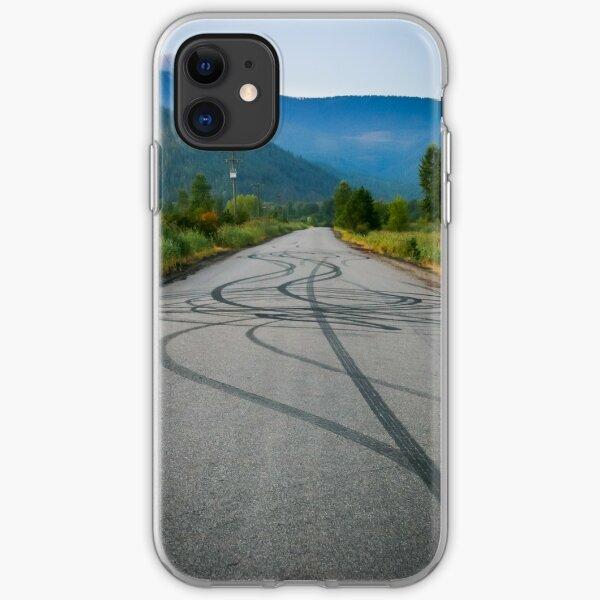 Rural Doodle iPhone Soft Case