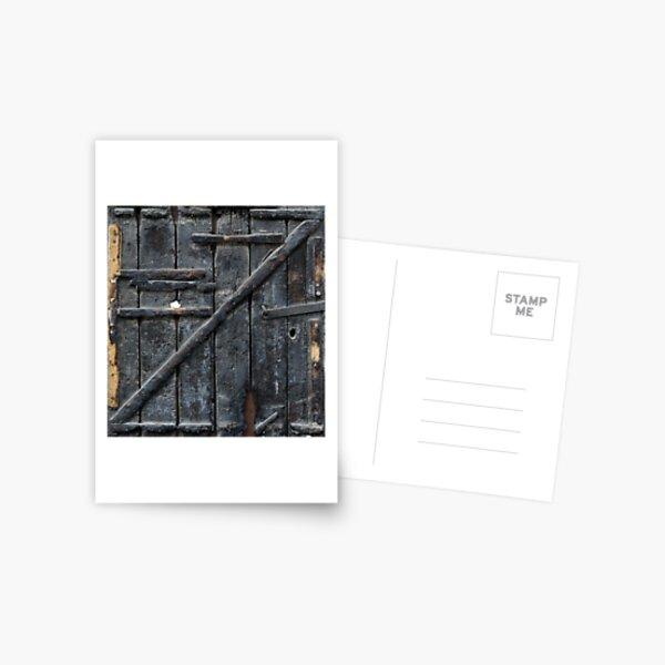 Letter Z Postcard