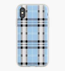 plaid phone case iPhone Case