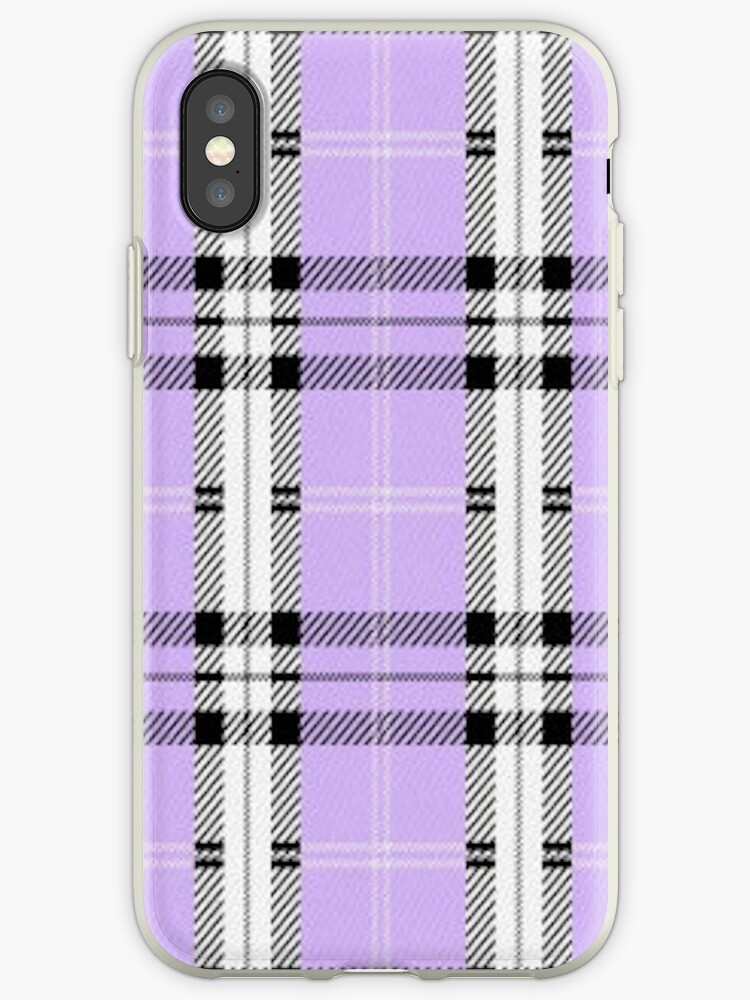 check out 8c9dd 57457 'wildflower plaid phone case' iPhone Case by freshenbear