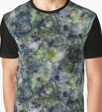 Spirals in the Night Graphic T-Shirt
