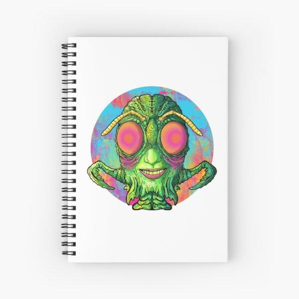 BUG Spiral Notebook