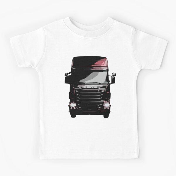 Scania Truck Saab T-shirt enfant