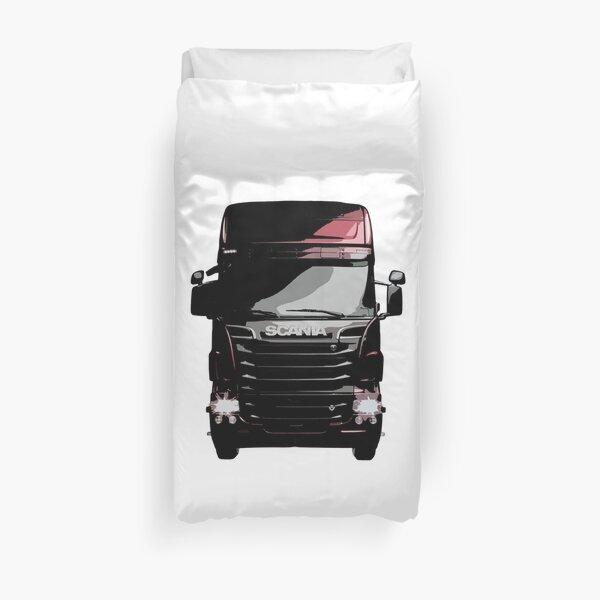 Camión Scania Saab Funda nórdica