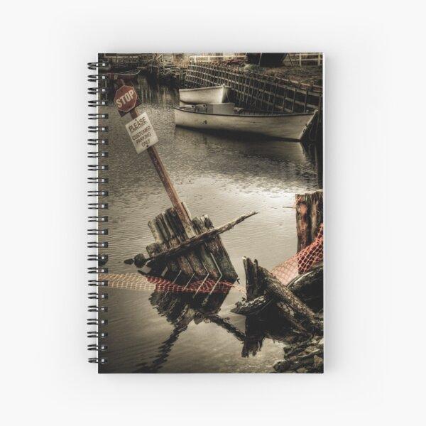 Customer Service... Spiral Notebook