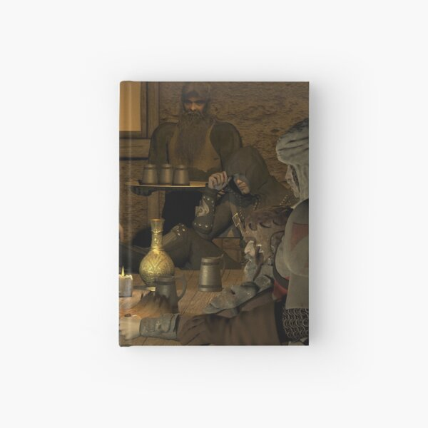 The Company Hardcover Journal