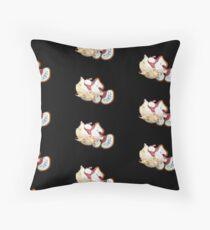 Frogfish 4 Throw Pillow